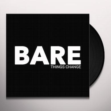 Bobby Bare Things Change Vinyl Record