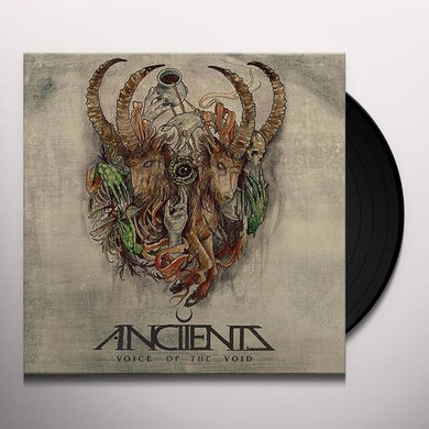 Anciients VOICE OF THE VOID Vinyl Record