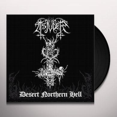Tsjuder DESERT NORTHERN HELL Vinyl Record
