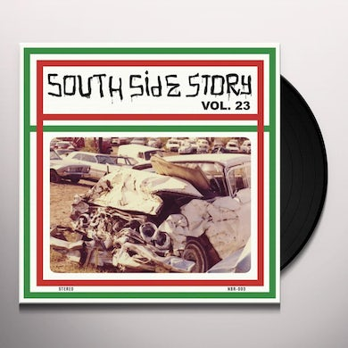 SOUTH SIDE STORY 23 / VARIOUS Vinyl Record