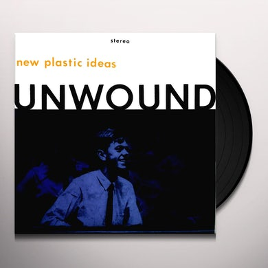 NEW PLASTIC IDEAS Vinyl Record