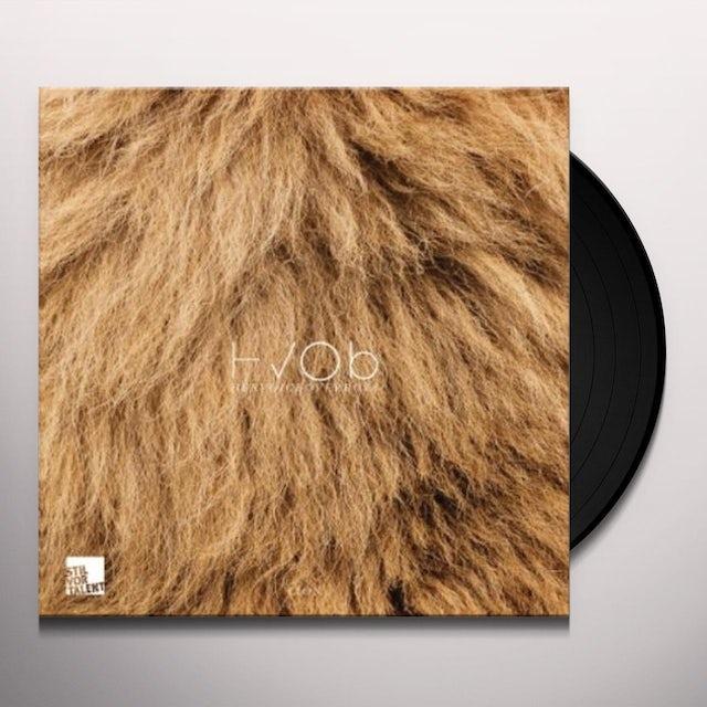 Hvob LION Vinyl Record
