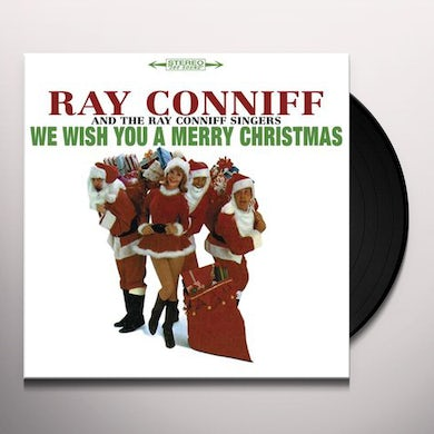 Ray Conniff We Wish You A Merry Christmas Vinyl Record
