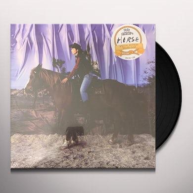 HOLY MOTORS Horse (Metallic Orange Vinyl) Vinyl Record