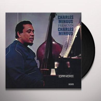 PRESENTS CHARLES MINGUS Vinyl Record
