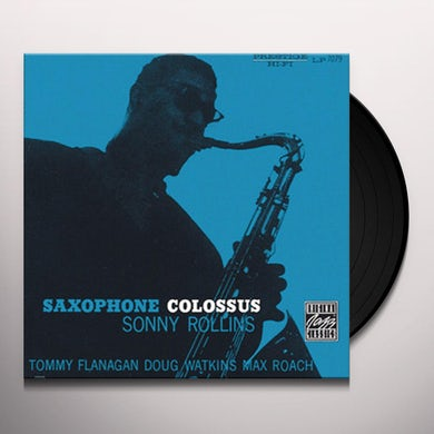 Sonny Rollins SAXOPHONE COLOSSUS Vinyl Record