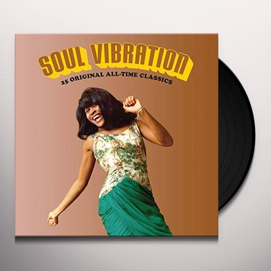 SOUL VIBRATION / VARIOUS Vinyl Record