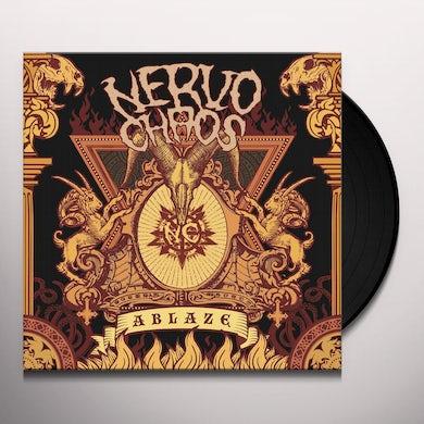 Nervochaos ABLAZE Vinyl Record