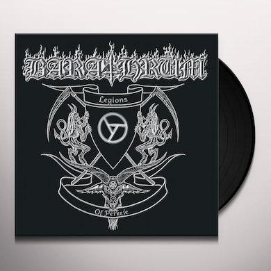Barathrum LEGIONS OF PERKELE Vinyl Record