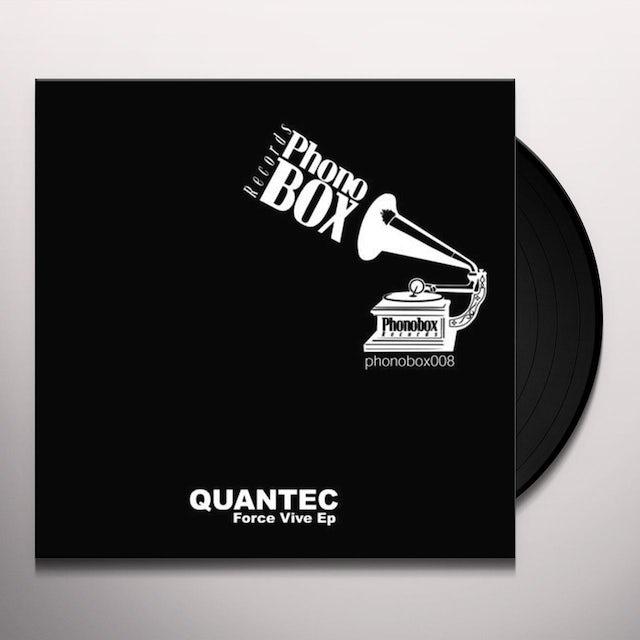 Quantec FORCE VIVE Vinyl Record