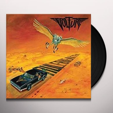 Volture RULEBREAKER Vinyl Record