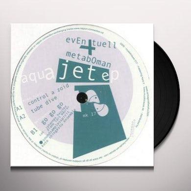 Even Tuell/Metaboman AQUA JET EP Vinyl Record