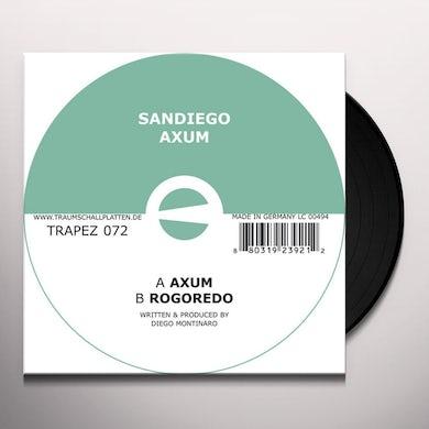 Sandiego AXUM Vinyl Record