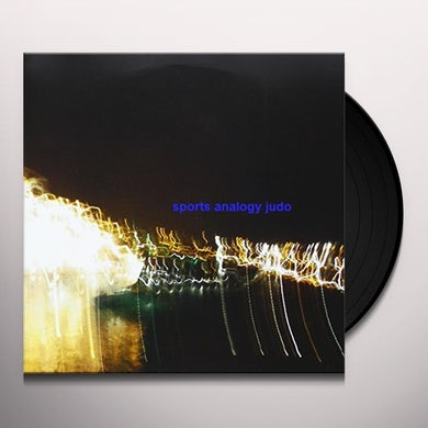 Sports Analogy Judo EP Vinyl Record