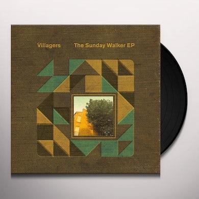 Villagers SUNDAY WALKER Vinyl Record