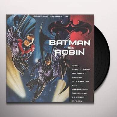 SUN RA ARKESTRA & BLUES PROJECT BATMAN & ROBIN Vinyl Record