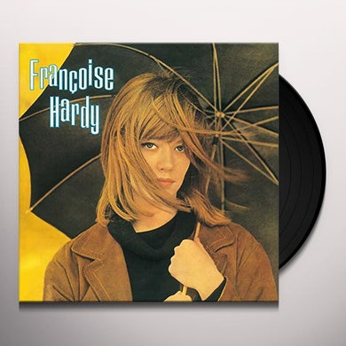 Françoise Hardy Vinyl Record