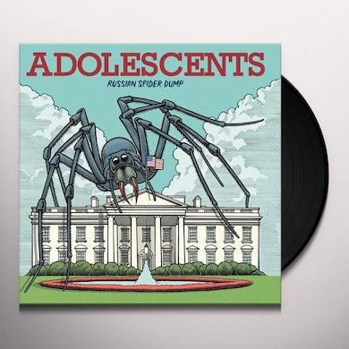 Adolescents RUSSIAN SPIDER DUMP Vinyl Record