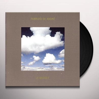 Fabrizio De André LE NUVOLE Vinyl Record