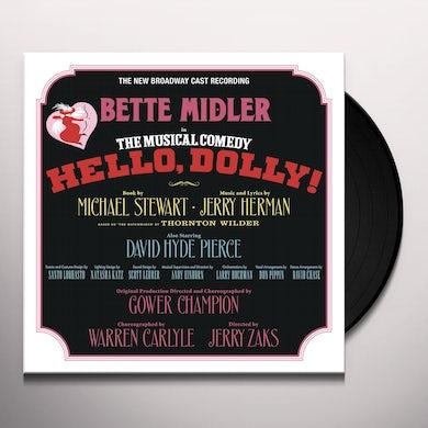Hello Dolly O.C.R. Vinyl Record