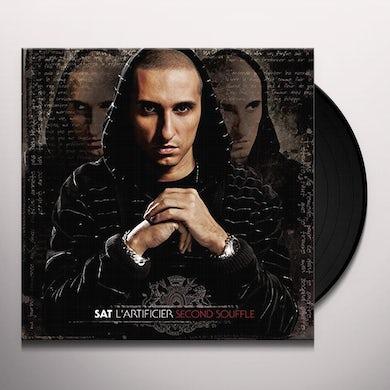 Sat L'Artificier SECOND SOUFFLE Vinyl Record