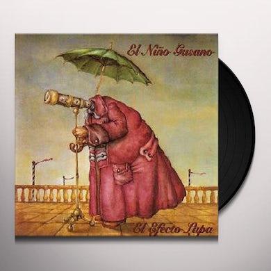 El Nino Gusano EL EFECTO LUPA Vinyl Record