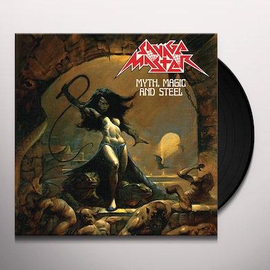 SAVAGE MASTER MYTH MAGIC & STEEL Vinyl Record
