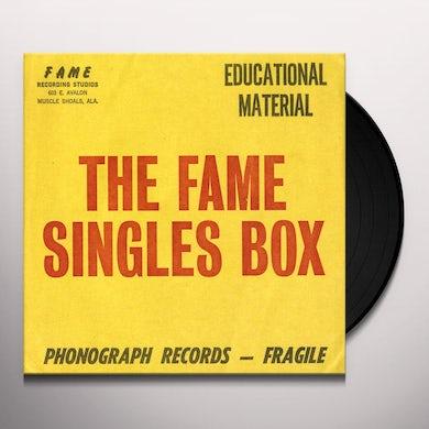 Fame Singles Box / Various Vinyl Record