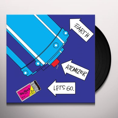 Big Black ATOMIZER Vinyl Record