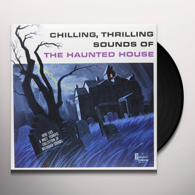 CHILLING THRILLING SOUNDS OF HAUNTED HOUSE / VAR