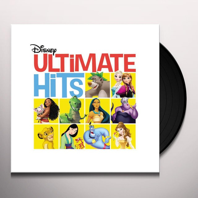 Disney Ultimate Hits / Various