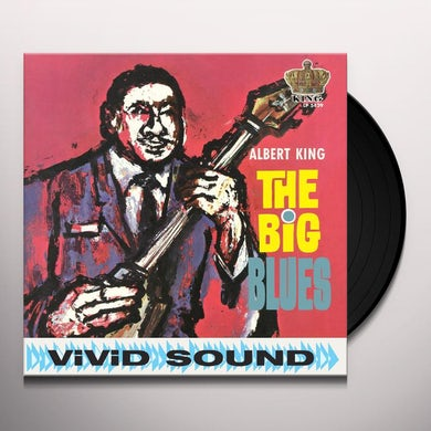 BIG BLUES Vinyl Record