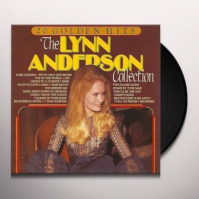 Lynn Anderson 20 GOLDEN HITS Vinyl Record