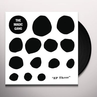 Magic Gang EP THREE Vinyl Record