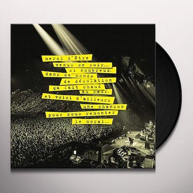 40 ANS DE CHANSONS SUR SCENE Vinyl Record