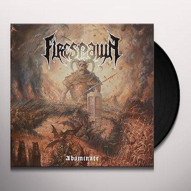 FIRESPAWN ABOMINATE Vinyl Record