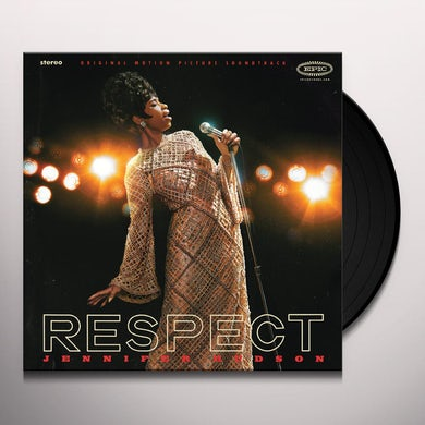 RESPECT (Original Motion Picture Soundtrack) Vinyl Record