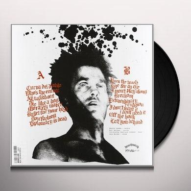 Ac4 BURN THE WORLD Vinyl Record