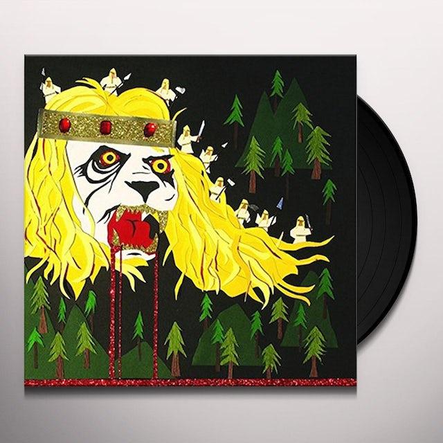 Big Business BATTLEFIELD FOREVER Vinyl Record
