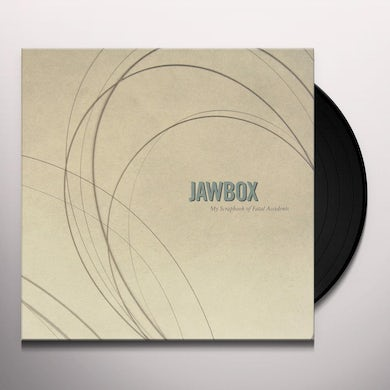 Jawbox MY SCRAPBOOK OF FATAL ACCIDENTS Vinyl Record