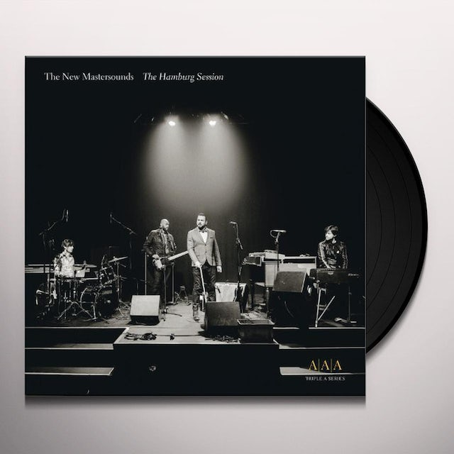 The New Mastersounds HAMBURG SESSION Vinyl Record