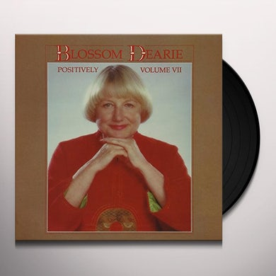 Blossom Dearie POSITIVELY Vinyl Record