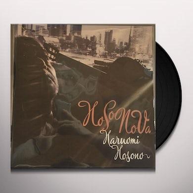 Haruomi Hosono HOSONOVA Vinyl Record