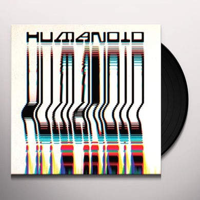 BUILT BY HUMANOID Vinyl Record
