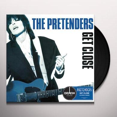 The Pretenders GET CLOSE Vinyl Record - UK Release