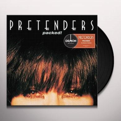 The Pretenders PACKED Vinyl Record