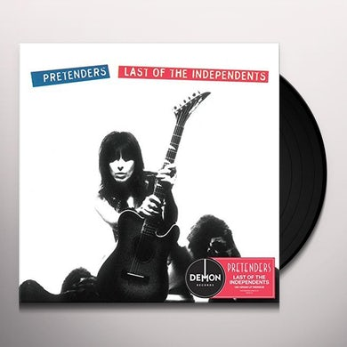 The Pretenders LAST OF THE INDEPENDENTS Vinyl Record
