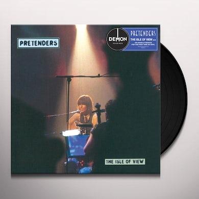 The Pretenders ISLE OF VIEW Vinyl Record