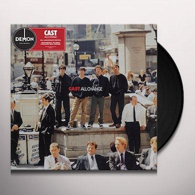 Cast ALL CHANGE: 20TH ANNIVERSARY EDITION Vinyl Record