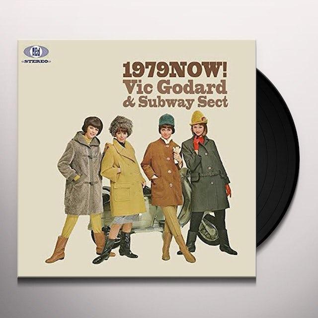VIC GODARD / SUBWAY SECT 1979 NOW Vinyl Record